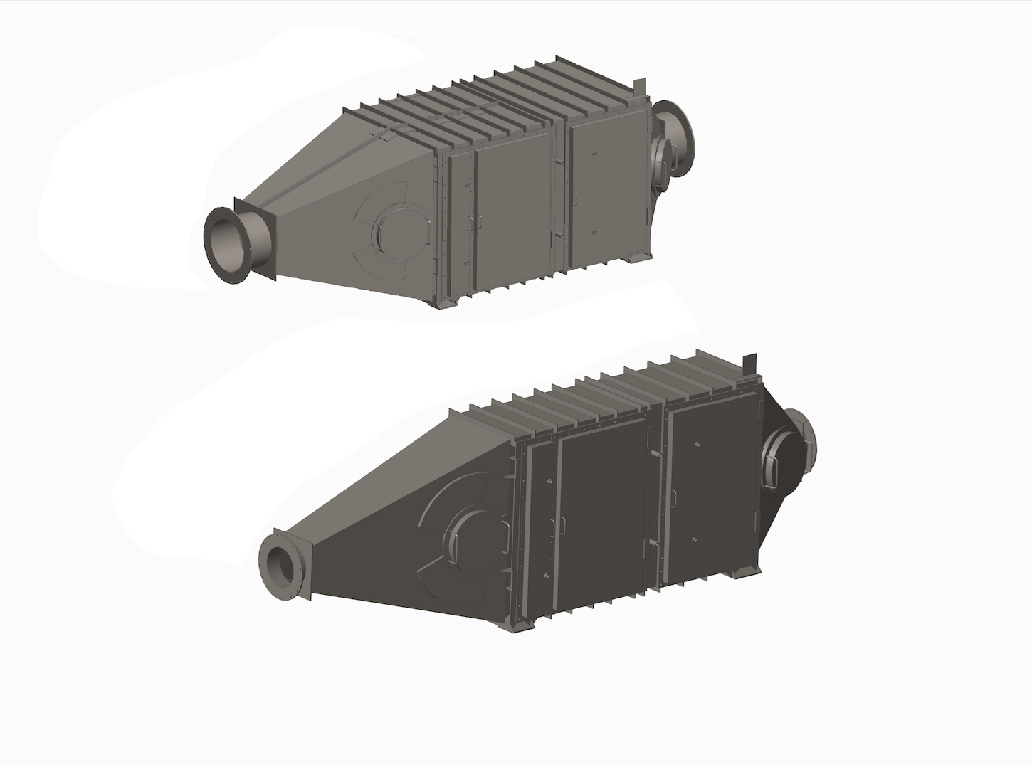 Filter Housing for the Mobile Launcher